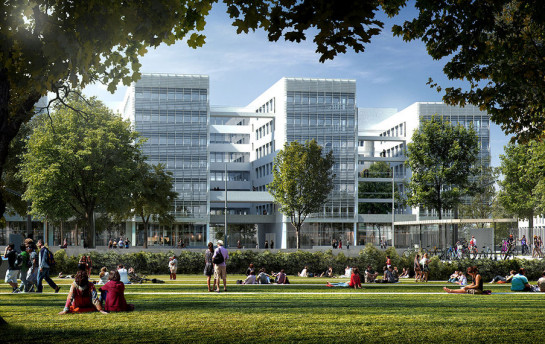 CONSTRUCTION D'UN CAMPUS UNIVERSITAIRE A CONDORCET