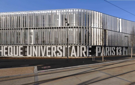 BIBLIOTHEQUE UNIVERSITAIRE